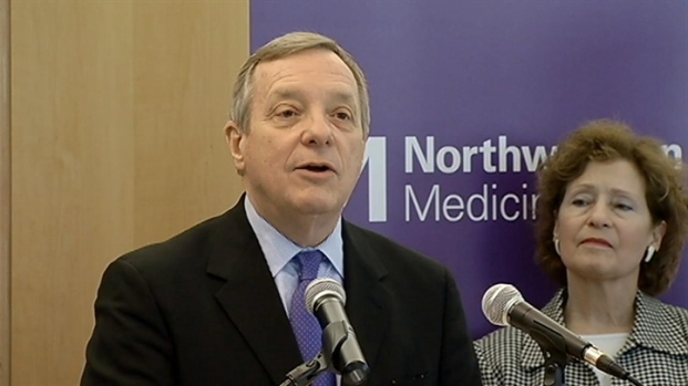 [CHI] Durbin: Sequester Detrimental to Medical Research