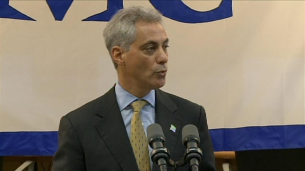 [CHI] Emanuel Touts Chicago's Strengths During Job Announcement