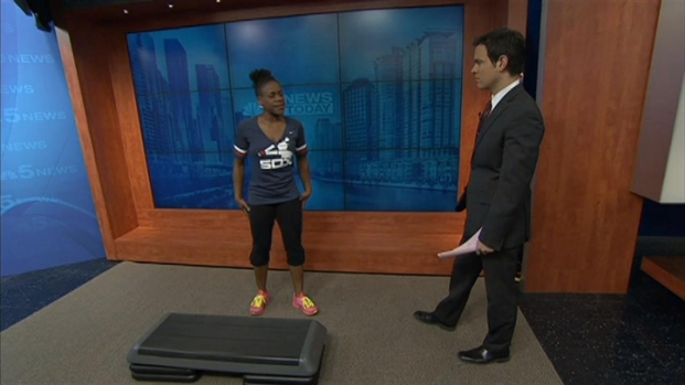 [CHI] Fit Club: Workout Like The White Sox