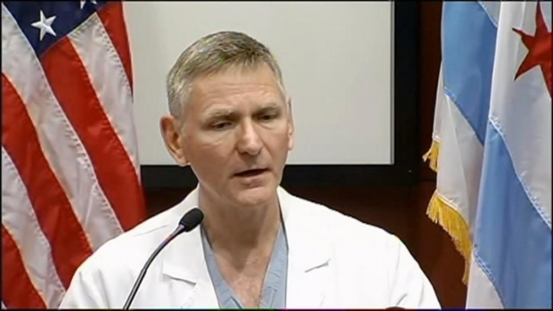 [CHI] Doctor Explains Sen. Kirk's Condition