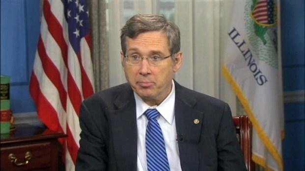 [CHI] Kirk on Pendleton, Gun Control Reform