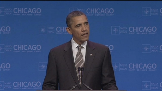 [CHI] Obama's Remarks on NATO Summit