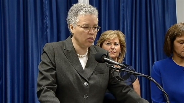 [CHI] Preckwinkle Announces Jones' Retirement