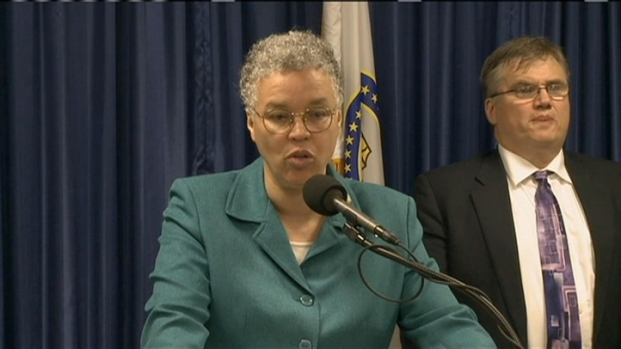 [CHI] Preckwinkle Supports Red Line Closure