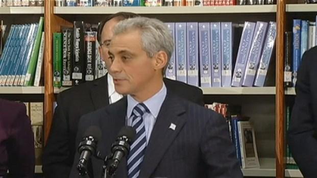 "[CHI] Mayor: Teacher Deal an ""Honest Compromise"""