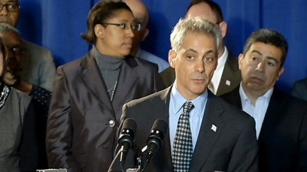 [CHI] Mayor on Longer School Days, School Years