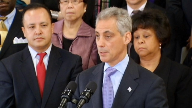 [CHI] Mayor: Motion to Vacate Bartender Beating Verdict Protects City