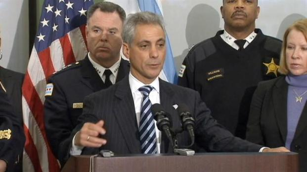 [CHI] Mayor: Crime Affects the Whole City