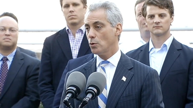 "[CHI] Mayor Touts Chicago's ""Digital Alley"""