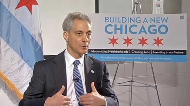 "[CHI] Emanuel on ""New Chicago"" Investment Program"