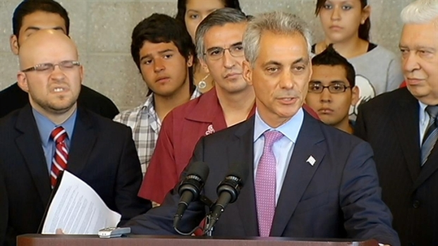 [CHI] Mayor on Chicago as an Immigrant-Friendly City