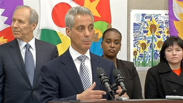 [CHI] Rahm on Proposed Gun Ordinance
