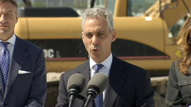 [CHI] Emanuel Announces Big O'Hare Project