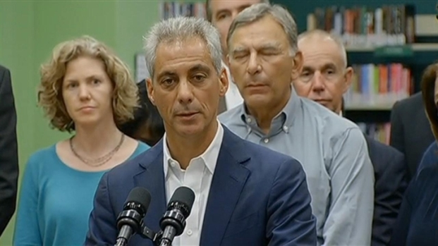 """[CHI] Mayor: """"This is a Strike of Choice"""""""