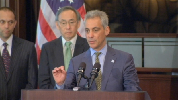 [CHI] Emanuel on Red Line Shutdown