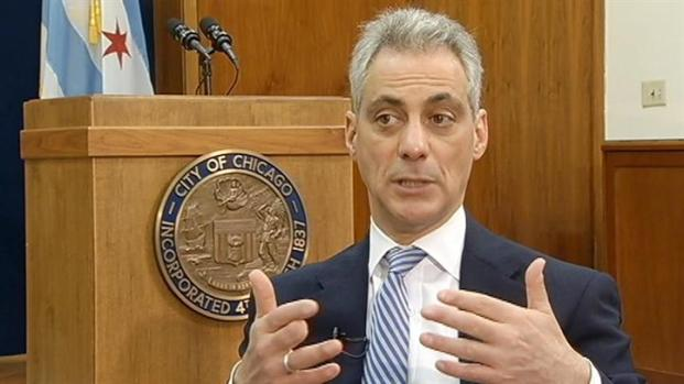 [CHI] Mayor Not Concerned About Solyndra, Pivots Answer