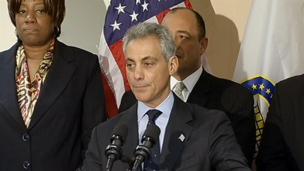 [CHI] Emanuel, Preckwinkle Discuss Collaboration