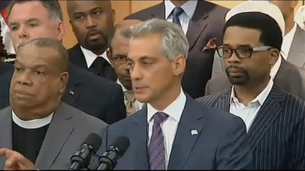 [CHI] Mayor: Vacant Buildings a Cancer to Neighborhoods