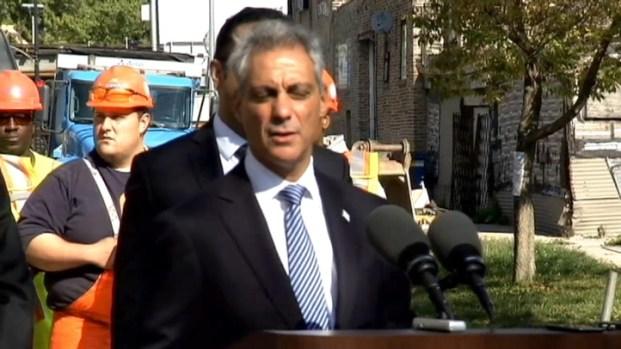 [CHI] Mayor Touts Water Fee as Homegrown Stimulus Plan