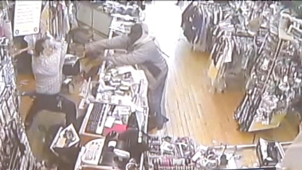 [NATL-V-CHI] Surveillance: Logan Square Shop Owner Fights Back