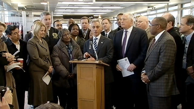 [CHI] Emanuel, Quinn, Claypool Announce $1 Billion CTA Plan