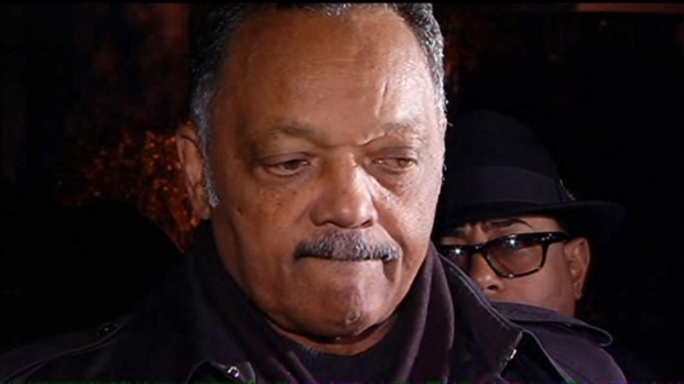 [CHI] Rev. Jackson Speaks on Son's Resignation from Congress