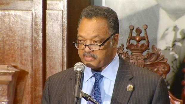 [CHI] Rev. Jackson on Newtown Shooting