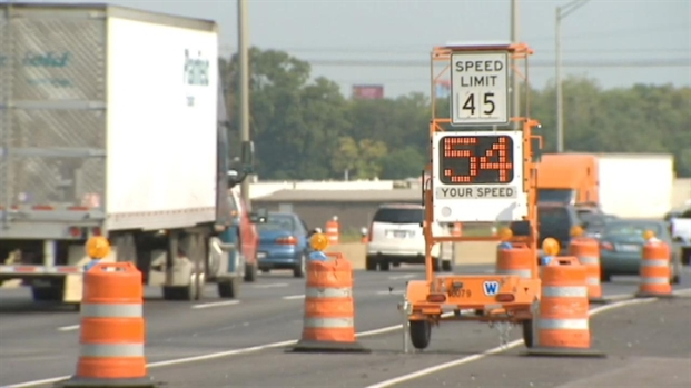 [CHI] Time Lapse: Traffic on I-294