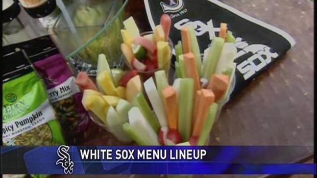 [CHI] White Sox Food Line-up