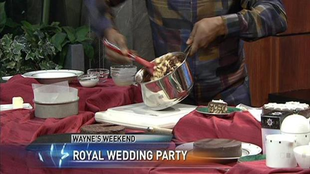 [CHI] Planning a Royal Wedding Party