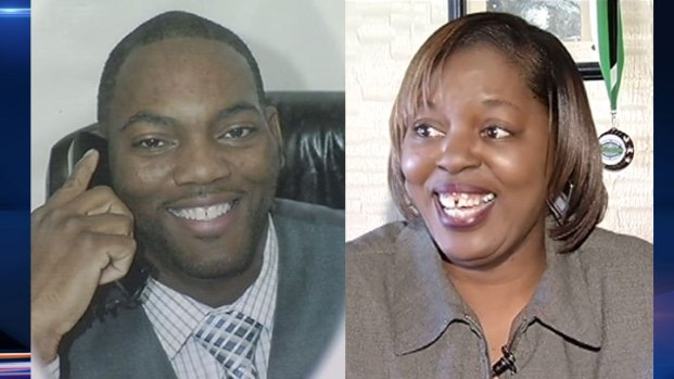 [NATL-V-CHI] Mother, Son Running Against Each Other in Mayor's Race