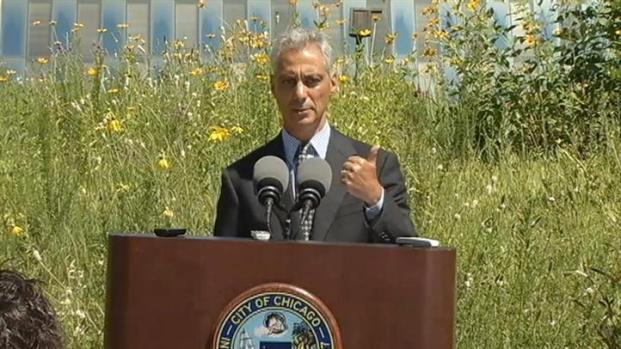 [CHI] Mayor Explains World Business Chicago
