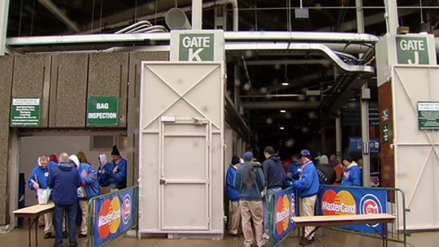 [CHI] Wrigley Security Enhanced After Goat Head Delivery