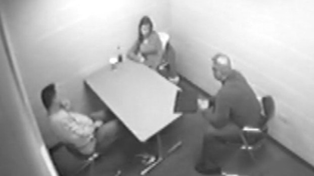 [CHI] Yang Calm, Collected During Police Interrogation