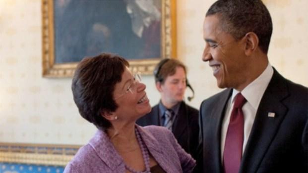 Valerie Jarrett Discusses Life In The White House