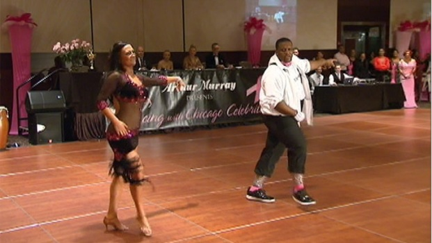 "Former Bear Takes ""Dancing"" Crown"