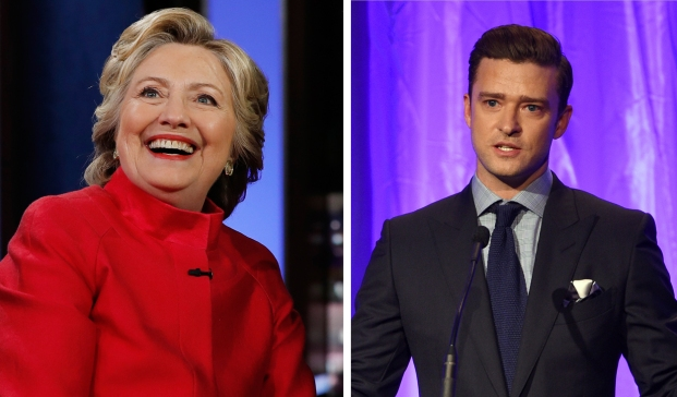 Justin Timberlake Steps in to Host Hillary Clinton Fundraiser