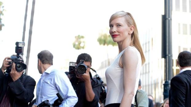 "[NBCAH] Cate Blanchett Talks Woody Allen's ""Blue Jasmine"""