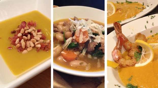 [CHI] Wayne Johnson: Four Soups For One Party