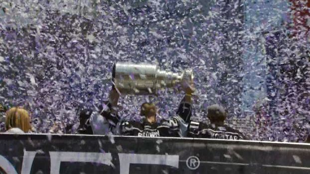 Images: 2014 LA Kings Stanley Cup Victory Parade