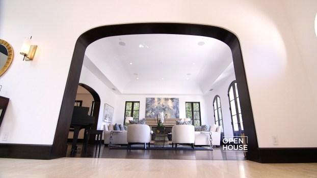 Inside a Luxurious Mediterranean Estate in Bel Air