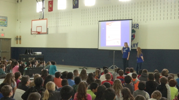 School Brings in Special Speaker for Down Syndrome Awareness