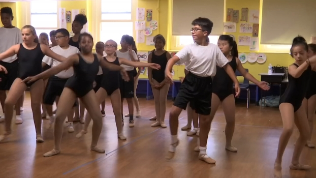 Summer Camp Aims to Give More Children Access to Arts