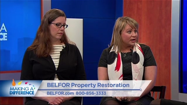 Belfor Helps Families Recover from Floods