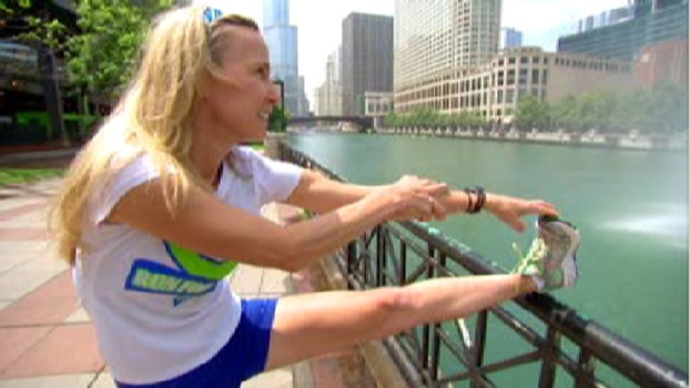 Marathon Training Tip: Run For Change