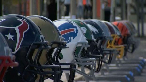 Preview of NFL Kickoff at Grant Park
