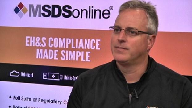 CEO Spotlight: MSDS's Glenn Trout