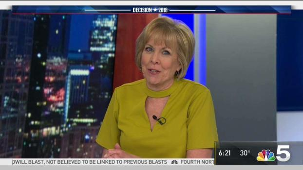 NBC 5 Political Reporter Breaks Down Primary Results