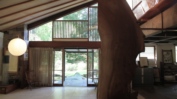 Tour of George Nakashima's Property: Part 2