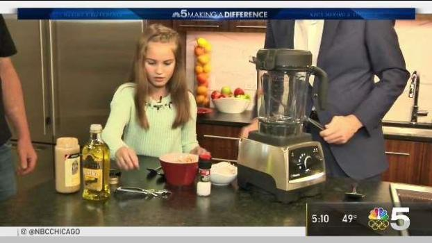 Young Chef Raises Funds to Fight Cystic Fibrosis
